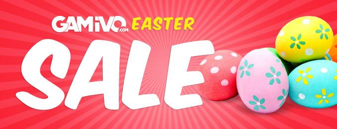 Easter Sale w GAMIVO – 20% cashbacku na wszystko!