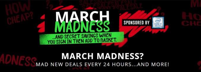 March Madness w GMG – poukrywane promocje, które ujawnią się dopiero w koszyku!
