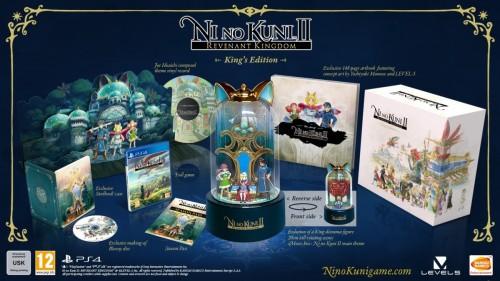 Ni No Kuni II: Revenant Kingdom - edycja kolekcjonerska