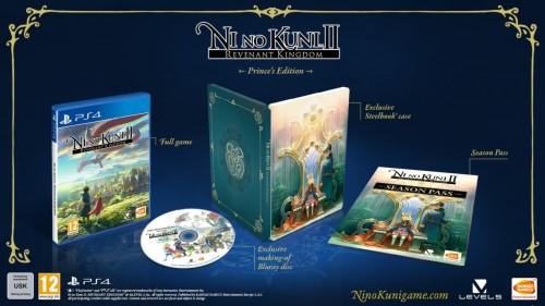 Ni No Kuni II: Revenant Kingdom - edycja limitowana