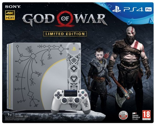 PlayStation 4 Pro - God of War