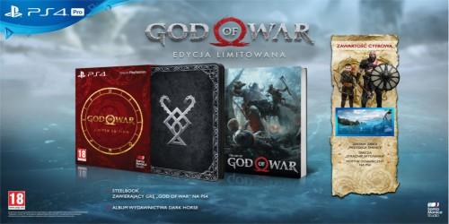 God of War - edycja limitowana