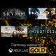 Darmowe weekendy z grami Skyrim Special Edition, Injustice 2, GR: Wildlands i Halo 5 na różnych platformach