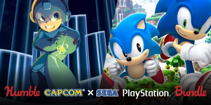 [Aktualizacja] Capcom x Sega Playstation Humble Bundle