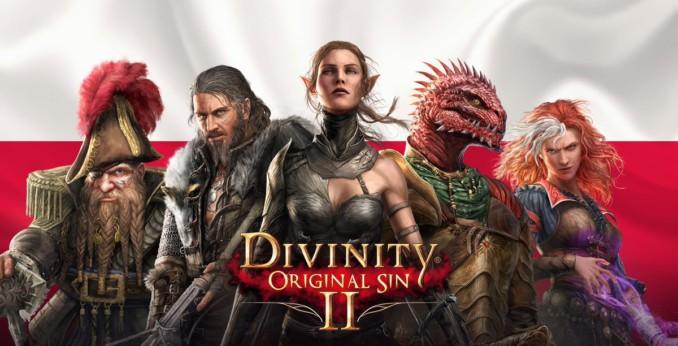 Divinity: Original Sin 2 z polską wersją językową i rabatem 15% na GOGu
