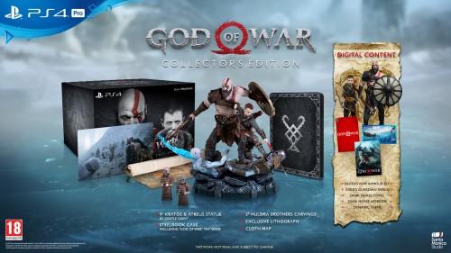 God of War - edycja kolekcjonerska