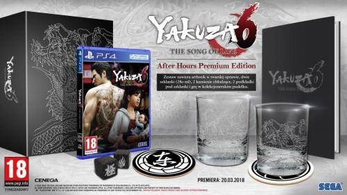 yakuza 6 - edycja kolekcjonerska