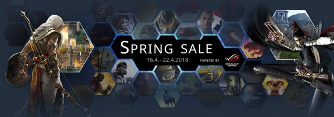 Wiosenna wyprzedaż w Gamesplanet – dzień 1