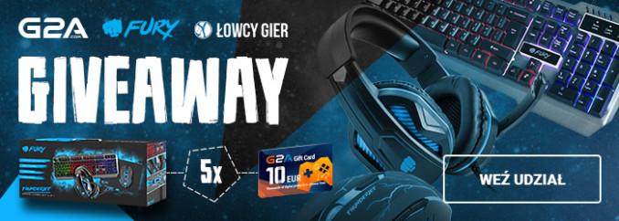 Giveaway: wygraj 1 z 5 zestawów THUNDERJET 4 IN 1 FURY