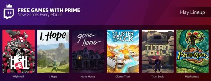 Darmowe gry dla abonentów Twitch Prime – maj 2018