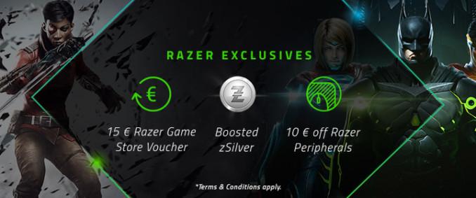 Tom Clancy's The Division + Assassin's Creed Origins – Deluxe Edition za 144 złote w Razer Game Store