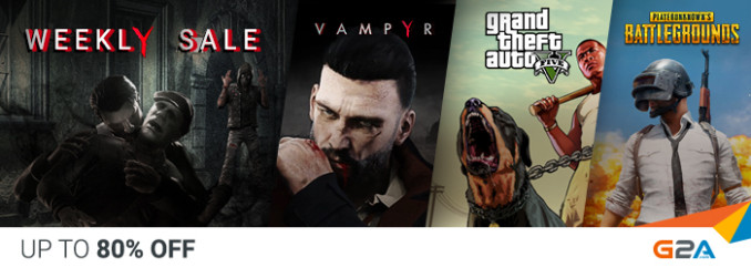 G2A Weekly Sale (1.06)