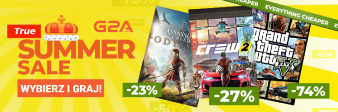 G2A Weekly Sale (29.06)