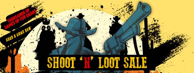 Kinguin – Shoot 'n' Loot sale