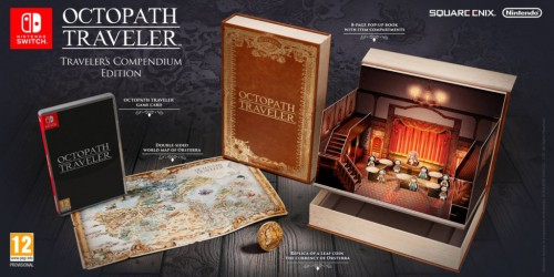 Octopath Traveler - Compendium Edition