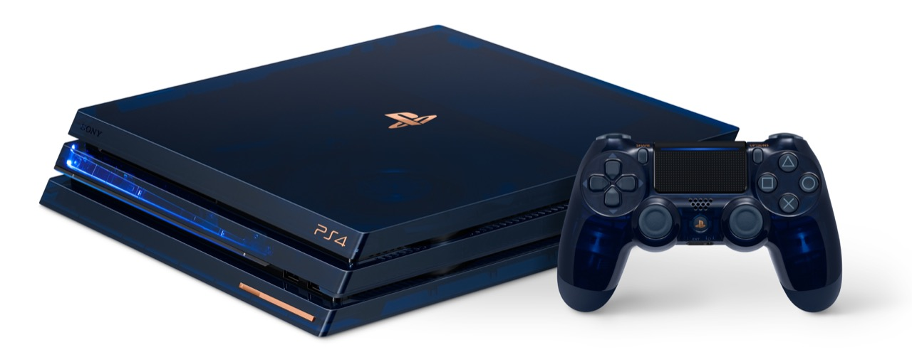 playstation 4 pro 2tb 500 million limited edition mediamarkt