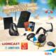 Giveaway: wygraj klawiaturę, myszkę lub słuchawki od Lioncast