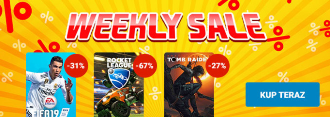 G2A Weekly Sale (22.09)