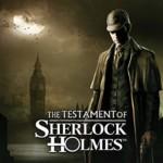 Promocja na The Testament of Sherlock Holmes
