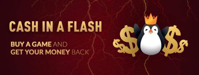 Kinguin – Cash In a Flash