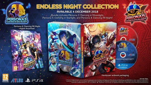 Promocja na Persona Endless Night Collection