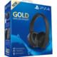 Oficjalny bezprzewodowy zestaw słuchawkowy Playstation 7.1 Gold za 249 zł w Mediamarkt