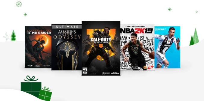 Black Friday w Xbox Store – przeceny gier na Xboksa One