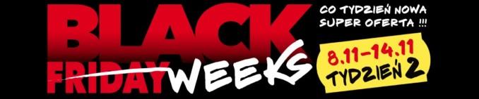 Promocje z okazji Czarnego Piątku w Euro (drugi tydzień)