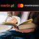 Rabat 15 zł w Merlin.pl dla płacących Masterpass oraz e-Karta na 10 zł dla płacących BLIKiem w Empik.com