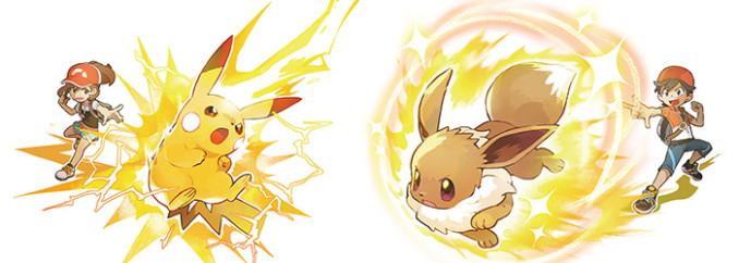 Pokemon Let's Go Pikachu! / Let's Go Eevee! – Przegląd ofert przedpremierowych