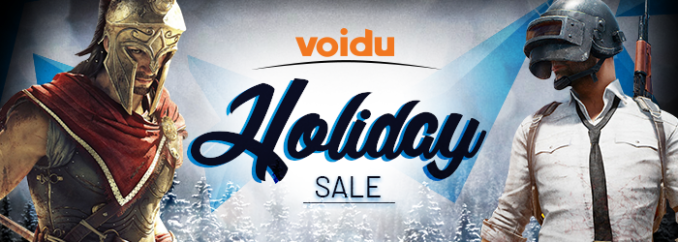 Voidu Holiday Sale