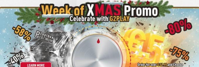 G2Play – Xmas Deals