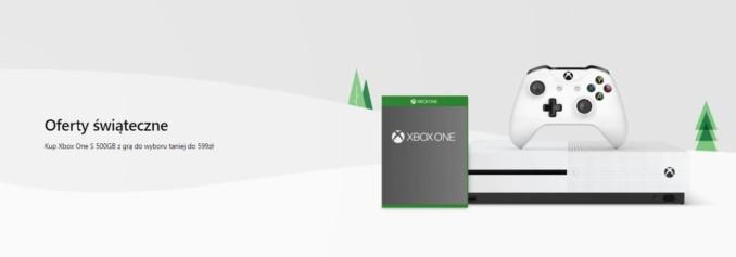 Promocja na konsole i kontrolery Xbox w Microsoft Store