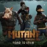 Promocja na Mutant Year Zero Road to Eden