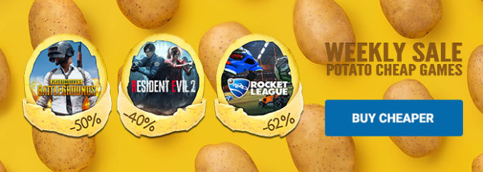 G2A Weekly Sale (11.01)