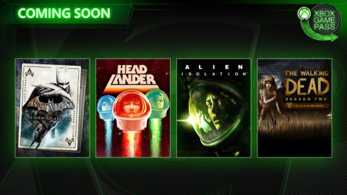 Pięć nowych gier w usłudze Xbox Game Pass przed końcem lutego