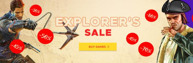 Eneba – Explorer's Sale