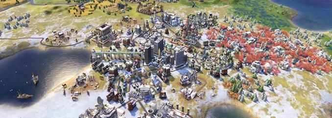 Sid Meier's Civilization 6: Gathering Storm – Mini przegląd ofert przedpremierowych