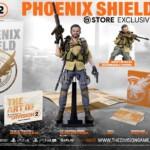 Promocja na The Division 2 Edycja Kolekcjonerska Phoenix Shield