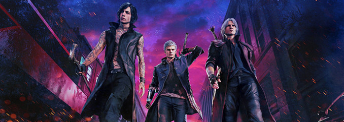 Devil May Cry 5 – Przegląd ofert przedpremierowych