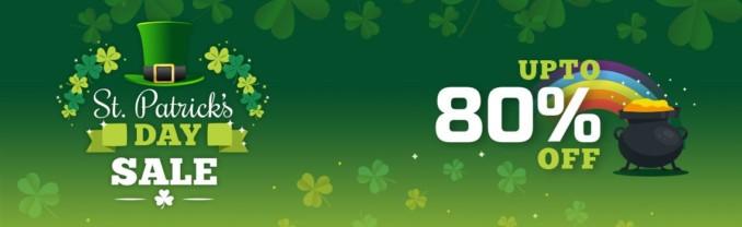 Cdkeys – St Patrick's Day Sale – promocje na PC