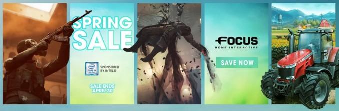 Wiosenna wyprzedaż w GMG – gry Focus Home Interactive