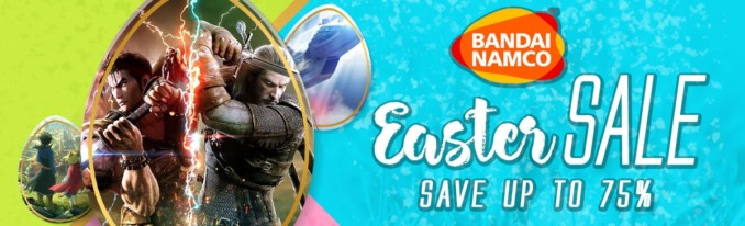 2Game Easter Sale – gry Namco Bandai