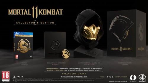 Mortal Kombat 11 - edycja kolekcjonerska