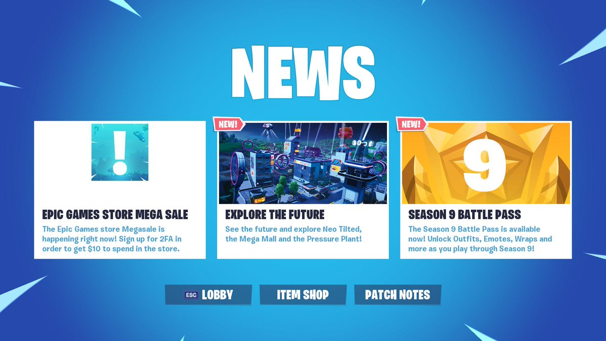Leak] Epic Games Store will give away $ 10 for including 2FA