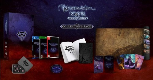 Promocja na edycję kolekcjonerską Neverwinter Nights Enhanced Edition
