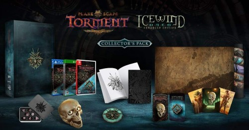 Planescape: Torment & Icewind Dale Enhanced