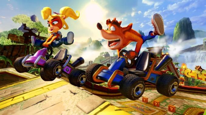 Crash Team Racing Nitro-Fueled – Przegląd ofert przedpremierowych