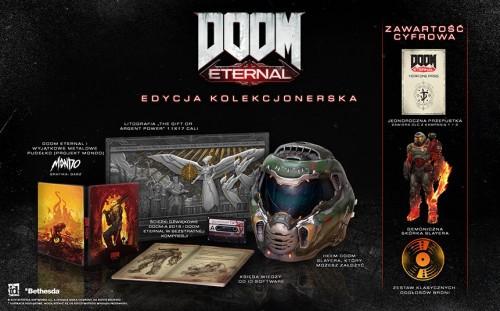 Promocja na DOOM Eternal Edycja Kolekcjonerska