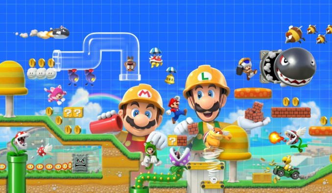 Super Mario Maker 2 – Przegląd ofert przedpremierowych